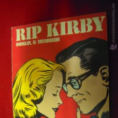Cómics: RIP KIRBY - MANGLER EL TRITURADOR - ALBUM 2 - RUSTICA. Lote 48528179