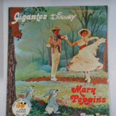 Cómics: GIGANTES DISNEY. HISTORIAS MARAVILLOSAS Nº 3. MARY POPPINS. BURU LAN. TDK80. Lote 48569608