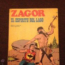 Cómics: BURU LAN - ZAGOR - NÚMERO 29 - EL ESPÍRITU DEL LAGO. Lote 48590363