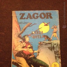 Cómics: BURU LAN - ZAGOR - NÚMERO 6 - LANZA ROTA. Lote 48590391