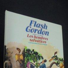Cómics: FLASH GORDON .º 6. LOS HOMBRE SELVÁTICOS. BURULAN.. Lote 48771394