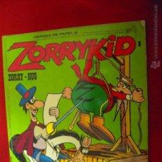 Cómics: ZORRYKID - ZORRY HUG - HEROES DE PAPEL 8 - RUSTICA. Lote 48866463