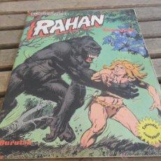 Cómics: PUBLICACION SEMANAL JUVENIL RAHAN EUROCOMICS 1974 Nº 1 HARDA SALVAJE. Lote 49100264
