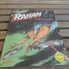 Cómics: PUBLICACION SEMANAL JUVENIL RAHAN EUROCOMICS 1974 Nº 2 TRAMPA PARA PECES. Lote 49100451