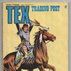 Cómics: TEX Nº 87 (BURU LAN 1974). Lote 49131300