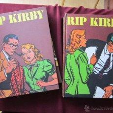 Cómics: RIP KIRBY. COMPLETA 4 TOMOS. ALEX RAYMOND Y WARD GREENE BURU LAN, 1976 TEBENI BURULAN MBE. Lote 49155814