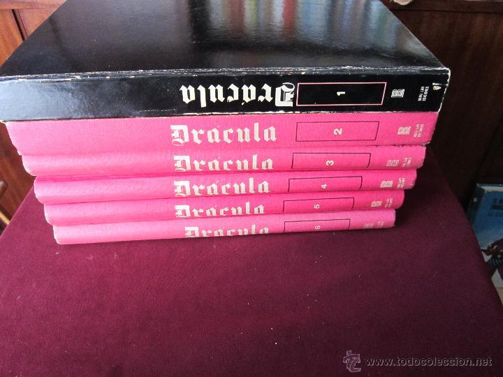 Cómics: Drácula. Delta 99, 5 por Infinito. Completa. 6 tomos Buru Lan, Esteban Maroto, Sio, BURULAN tebeni - Foto 2 - 49156080