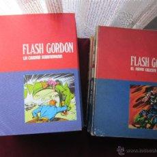 Cómics: FLASH GORDON COMPLETA 11 TOMOS BURU LAN, ALEX RAYMOND. 1976. BURULAN TEBENI. Lote 49368550