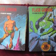 Cómics: FLASH GORDON COMPLETA 10 TOMOS EDICIÓN DE LUJO. BURU LAN, ALEX RAYMOND. 1976? TEBENI BURULAN. Lote 49368617