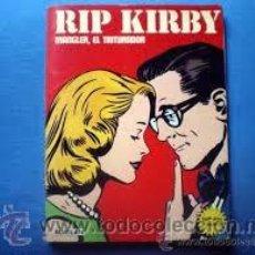 Cómics: RIP KIRBY MANGLER,EL TRITURADOR BURULAN 1974. Lote 49399596