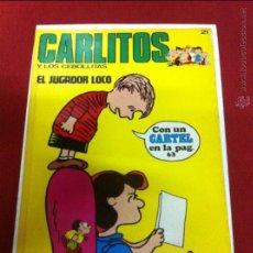 Cómics: BURULAN CARLITOS NUMERO 21. Lote 49542305
