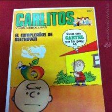 Cómics: BURULAN CARLITOS NUMERO 21. Lote 49542311