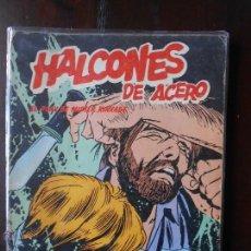 Cómics: HALCONES DE ACERO Nº 3 - EL PLAN DE MISTER KINKADE - LEER DESCRIPCIÓN (C). Lote 49573787