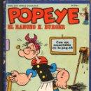 Cómics: TEBEOS-COMICS CANDY - POPEYE - Nº 36 - BURU LAN - MUY DIFICIL - NO CONSERVA EL RECORTABLE *XX99. Lote 49644093