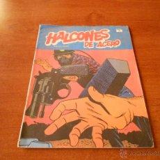 Cómics: HALCONES DE ACERO Nº 3 BURULAN COMICS 1973. Lote 49660666