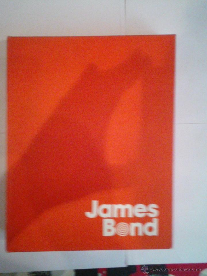 Cómics: JAMES BOND-COLECCION COMPLETA - BURU LAN - 2 TOMOS + 1 ESPECIAL EN MBE - GORBAUD - Foto 3 - 49873685