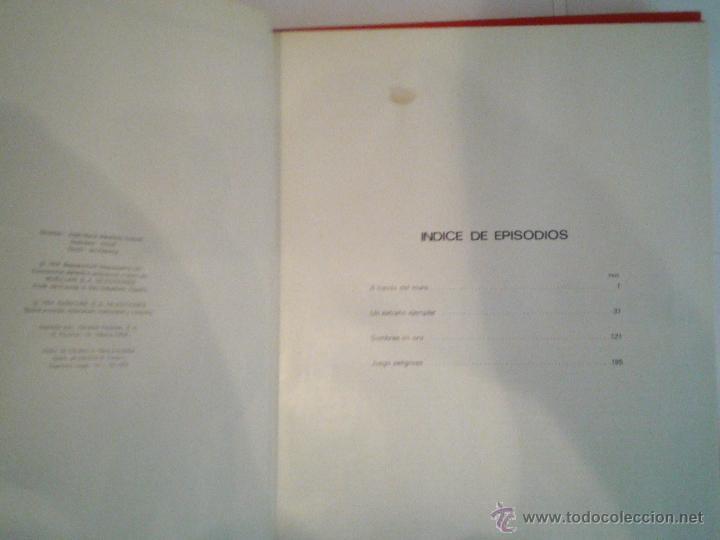 Cómics: JAMES BOND-COLECCION COMPLETA - BURU LAN - 2 TOMOS + 1 ESPECIAL EN MBE - GORBAUD - Foto 5 - 49873685