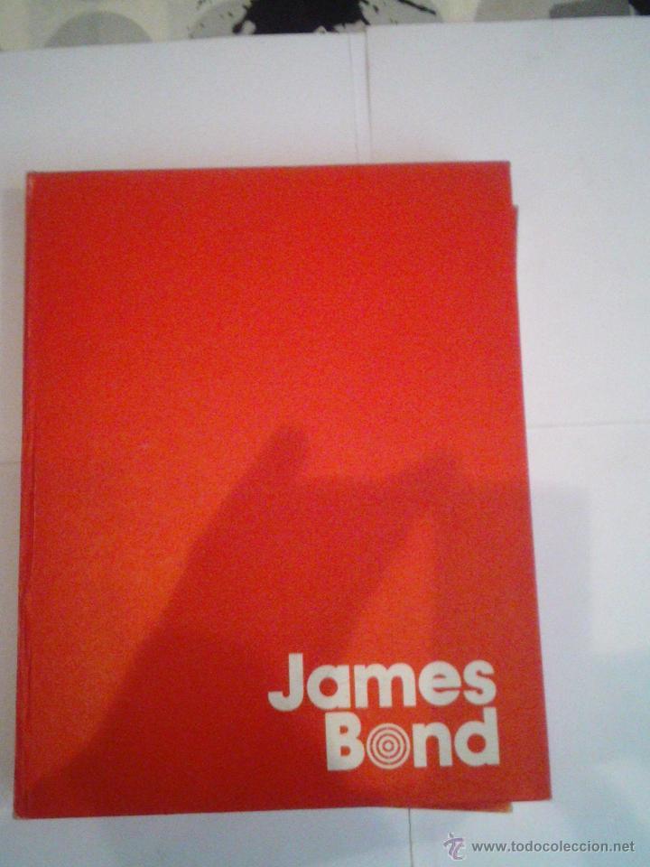 Cómics: JAMES BOND-COLECCION COMPLETA - BURU LAN - 2 TOMOS + 1 ESPECIAL EN MBE - GORBAUD - Foto 6 - 49873685