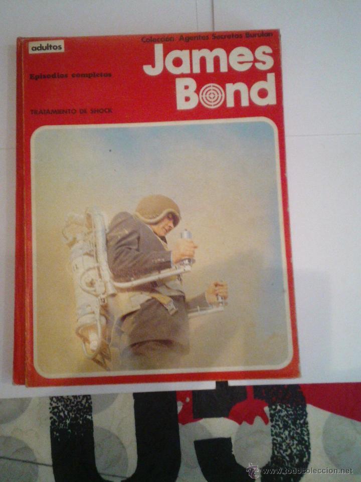 Cómics: JAMES BOND-COLECCION COMPLETA - BURU LAN - 2 TOMOS + 1 ESPECIAL EN MBE - GORBAUD - Foto 9 - 49873685