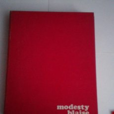 Cómics: MODESTY BLAISE - BURU LAN - COMPLETA - BUEN ESTADO - GORBAUD. Lote 49873778
