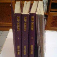 Cómics: RIP KIRBY - BURU LAN - COLECCION COMPLETA - BUEN ESTADO CJ 21 - GORBAUD. Lote 49873884
