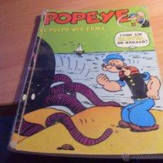 Cómics: POPEYE Nº 11 (BURULAN) (CLA17). Lote 50000246