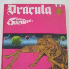 Cómics: DRACULA- 5 POR INFINITO. Lote 50095200