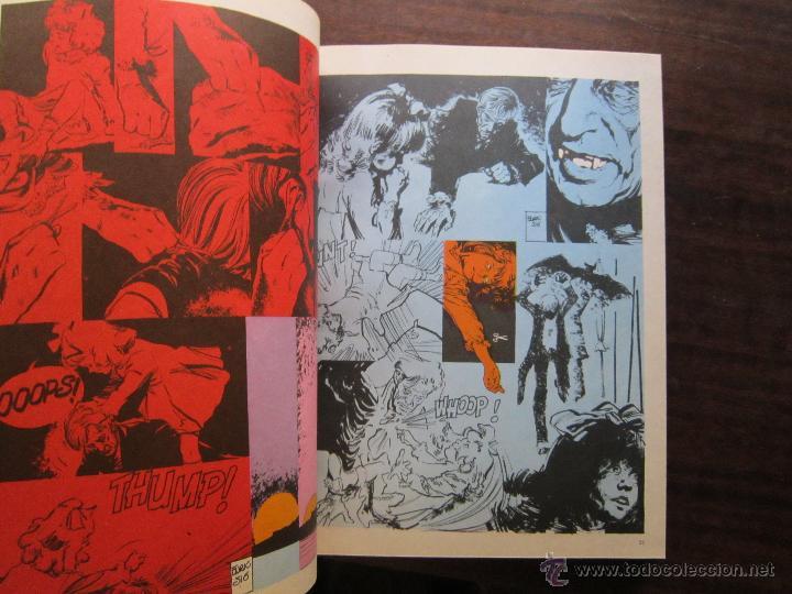 Cómics: Drácula. Delta 99, 5 por Infinito. Completa. 6 tomos Buru Lan, Esteban Maroto, Sio, BURULAN tebeni - Foto 5 - 49156080