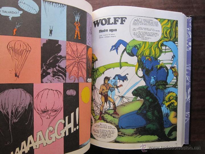 Cómics: Drácula. Delta 99, 5 por Infinito. Completa. 6 tomos Buru Lan, Esteban Maroto, Sio, BURULAN tebeni - Foto 6 - 49156080