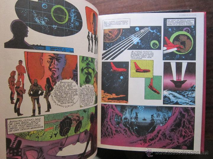 Cómics: Drácula. Delta 99, 5 por Infinito. Completa. 6 tomos Buru Lan, Esteban Maroto, Sio, BURULAN tebeni - Foto 7 - 49156080