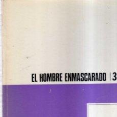 Cómics: HOMBRE ENMASCARADO, EL (BURU LAN, 1974) Nº 3. Lote 50366972
