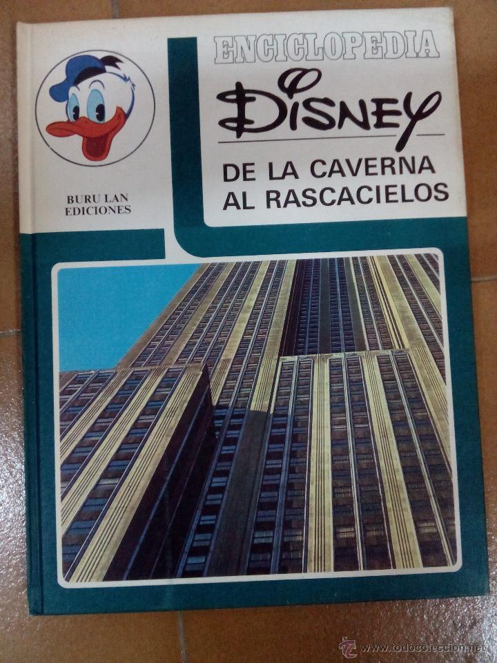 Cómics: Enciclopedia Disney,5 volumenes, tapa dura - Foto 4 - 50785323