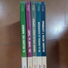 Cómics: ENCICLOPEDIA DISNEY,5 VOLUMENES, TAPA DURA. Lote 50785323