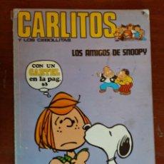 Cómics: CARLITOS Y LOS CEBOLLITAS, Nº 7, LOS AMIGOS DE SNOOPY, BURU LAN EDICIONES. Lote 50791344