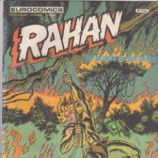 Comics: RAHAN Nº 22.. Lote 50862313