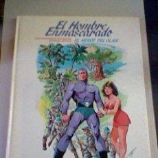 Cómics: HOMBRE ENMASCARADO BURULAN TAPA DURA Nº 3 EL HEROE DEL OLAN 1983 VER FOTOS*C22. Lote 51083151
