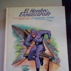Cómics: HOMBRE ENMASCARADO BURULAN TAPA DURA Nº 4 LA BANDA DEL TUCAN 1983 VER FOTOS *C22. Lote 51083277