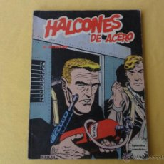 Cómics: HALCONES DE ACERO. EL SECUESTRO. TAPA RÚSTICA. C-5. Lote 51124227