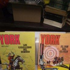 Comics - LOTE SARGENTO YORK DE BURU LAN NUMERO 4 SOLO. EXCELENTES - 51708090