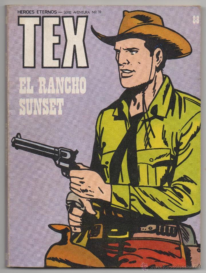 TEX Nº 88 (BURU LAN 1974) (Tebeos y Comics - Buru-Lan - Tex)