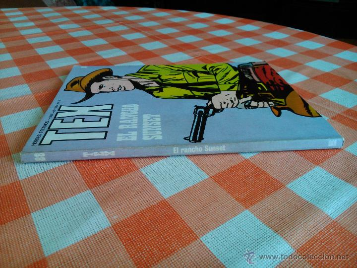 Cómics: TEX nº 88 (Buru Lan 1974) - Foto 2 - 51214310