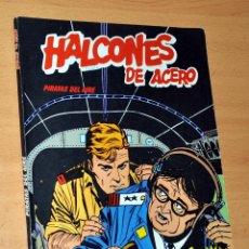 Cómics: HALCONES DE ACERO - 2 EPISODIOS COMPLETOS: PIRATAS DEL AIRE Y KAMIKAZE - EDITORIAL BURULAN, AÑO 1974. Lote 51253121
