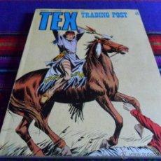 Cómics: TEX Nº 87, TRADING POST. BURU LAN 1974. 25 PTS. MUY BUEN ESTADO.. Lote 51280011