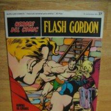 Cómics: FLASH GORDON Nº 27 - HEROES DEL COMIC - BURULAN. Lote 51392808