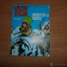 Cómics: TEX Nº 45 EDITORIAL BURU LAN BURULAN 1970 . Lote 51427726