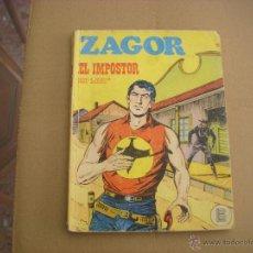 Comics: ZAGOR Nº 21, EDITORIAL BURULAN. Lote 51553432