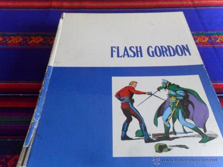 Cómics: FLASH GORDON TOMOS NºS 1(2), 2 Y 3. BURU LAN 1971. - Foto 3 - 45752008