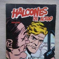 Cómics: HALCONES DE ACERO ALBUM IV Nº 4 KADAITCHA / BURULAN 1974. Lote 52023307