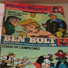 Cómics: BEN BOLT Nº1 JOHNNY HAZARD Nº4. Lote 52025232