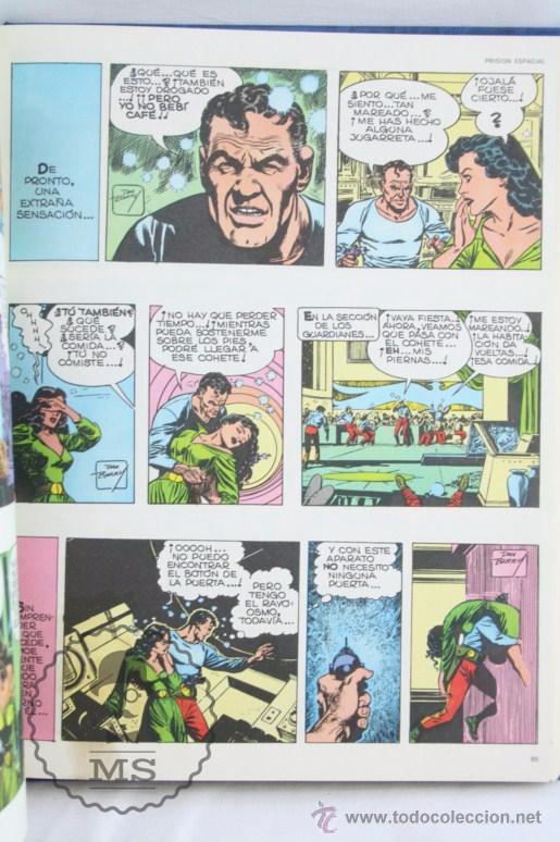 Cómics: Conjunto de 8 Tomos Colección Flash Gordon de Buru Lan - Tomos 01 al 5 + Otro Tomo - Incompleta - Foto 4 - 52338391